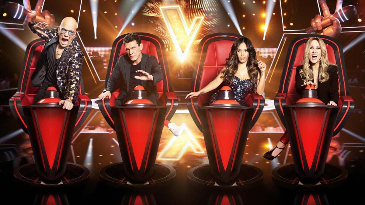 The Voice gagnants