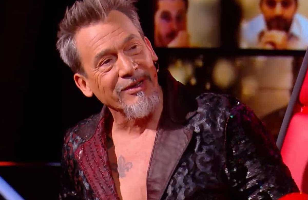 Florent Pagny the voice